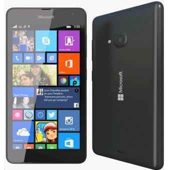 Nokia Microsoft Lumia 535 Dual SIM - 8GB - Abu Abu