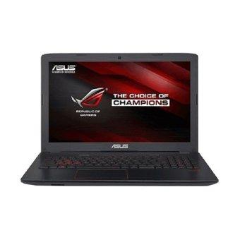 ASUS ROG GL552VX-DM229D - Intel® Core™ i7-6700HQ Processor 2.6 GHz - 8GB DDR4 RAM - 1TB HDD - DOS - Black