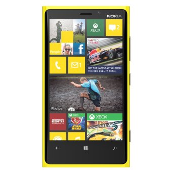 Nokia Lumia 920 32GB Resmi - Yellow