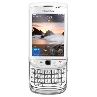 Blackberry Jennings 9810 - 8 GB - Putih
