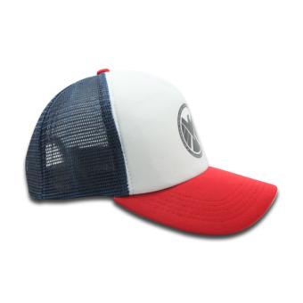 harga Snapback - Topi Shield - Red Lazada.co.id