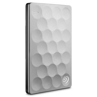 harga Seagate Backup Plus Ultra Slim 1TB HD HDD Hardisk Harddisk External Eksternal - SILVER Lazada.co.id