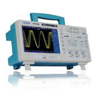harga Hantek DSO5062BMV Digital Storage Oscilloscope 2channels 60MHz 1GSa/s Built-in Video Help 2GB Flash Memory Card DSO-5062BMV Lazada.co.id