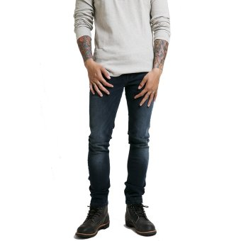 Nudie Jeans Tight Long John Toasted Bean Biru