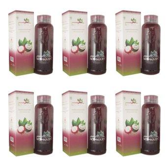 Ace Max's Jus Kulit Manggis Sirsak-Promo Paket 6 botol