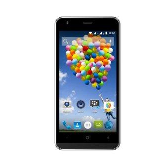 Evercoss A75A Winner Y Ultra - 16GB - Hitam + Gratis Tongsis
