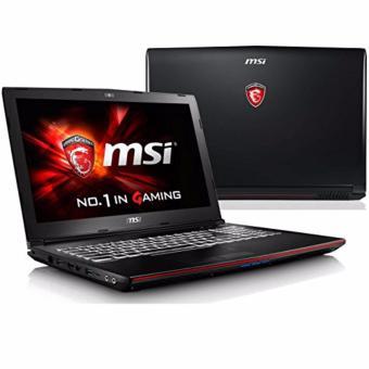 Jual MSI GP62 Leopard - i7 7700HQ/ 8GB/ 256GB SSD + 1TB HDD/ GTX1050 4GB/ DOS/ 15.6FHD
