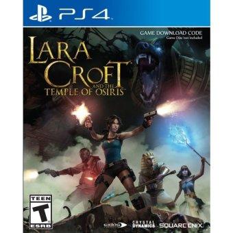 Sony Playstation 4 - Lara Croft And The Temple Of Osiris