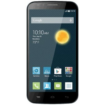 Alcatel One Touch Flash Plus - 16GB - Slate