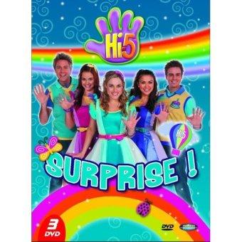 Emperor Edutainment DVD Hi-5 surprise 3 DVDs