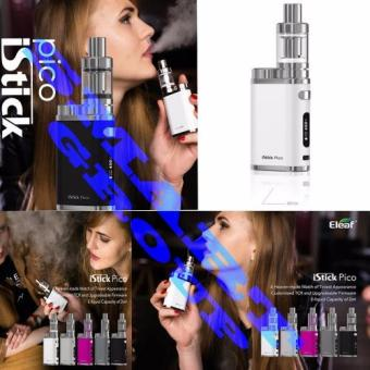 Smart Eleaf Istick Pico Kit 75W mini starter kit + Free Battery