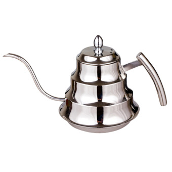 harga Akebonno - Stainless Steel Hand Drip Coffee Pot Mouth Drip Kettle 1,2 L / Coffee Drip Lazada.co.id