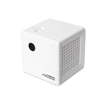 LG U+My Beam Mini USB Video Home Theater Projector Beamer Projetor (White) (Intl)