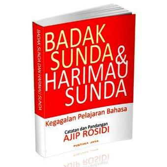 Kiblat Buku - Badak Sunda & Harimau Sunda