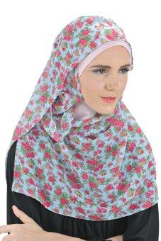 Tatuis Hijab D'amour 029 - Biru