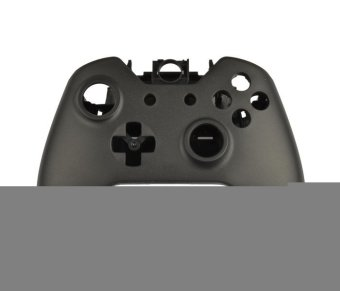 Wireless Controller Replacement Case and Buttons Kit for Microsoft Xbox One (Black) (Intl)