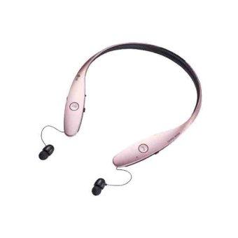 LG HBS-900 Blutetooth Earphones Harman Kardon Pink