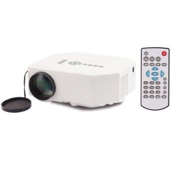 PANNOVO UC30 Portable Mini LCD HD Projector - White