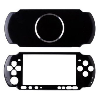 Black Aluminum Hard Case Cover Shell Guard Protector for Sony PSP 3000 Slim Console (Intl)