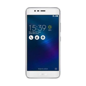 Asus Zenfone 3 Max ZC520TL Smartphone SIlver - RAM 16GB - 5.2