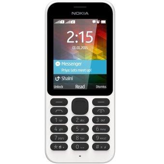 Nokia 215 Dual SIM - Putih