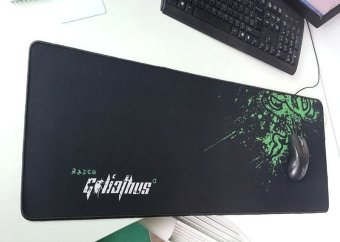 New High Quality Large Size 900*300*3mm Rubber Razer Speed Game Mouse For LOL Gaming MousePad Mat - INTL