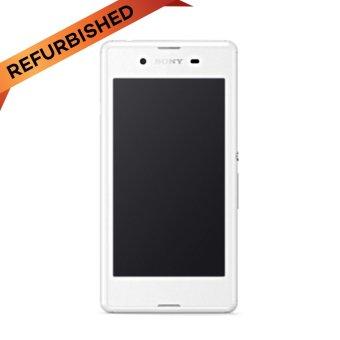 Refurbished Sony Xperia E3 D2212 Dual Sim - 4 GB - Putih - Grade A