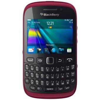 Blackberry Armstrong 9320 - 512 MB - Merah Muda