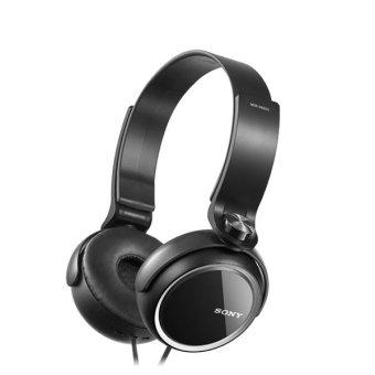 Sony MDR-XB250 Extra Bass Headphones - Hitam