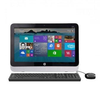 HP 20-R121D AIO PC - Intel Core i3-4170T - RAM 2GB - 20