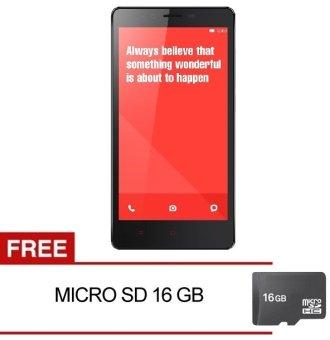 Xiaomi Redmi Note 3G - 8GB - Putih + Gratis MMC 16GB