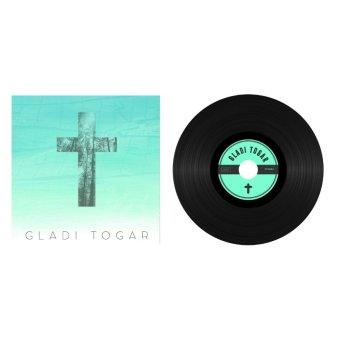 CD Supply CD Gospel Album Gladi Togar