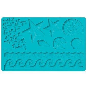 harga Wilton Sea Life Fondant and Gum Paste Mold Lazada.co.id