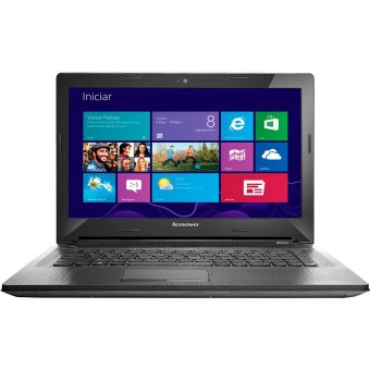 Lenovo G40-70 - 2GB RAM - Intel Core i3-4030 - 14