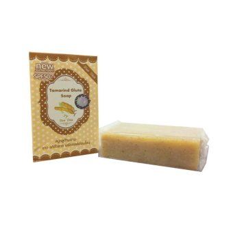 Wink White 1 Pcs Tamarind Soap