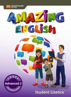 PesonaEdu Pembelajaran Digital Bahasa Inggris Amazing English Student Advance 2
