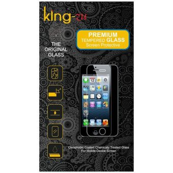 King Zu Tempered Glass untuk Samsung Galaxy A8 / A8 Duos - Premium Tempered Glass