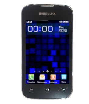 Evercoss TC1 Dual SIM - Hitam