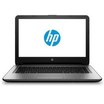 HP Notebook 14-ac603TU INDO - Pentium-3700U - 2GB - 500GB Silver