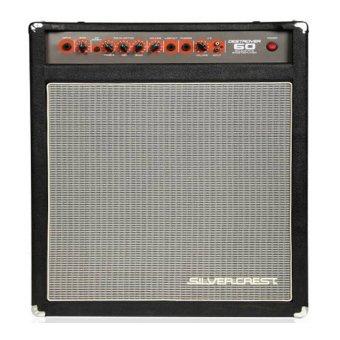 Silver Crest DESTROYER 60 Amplifier Bass