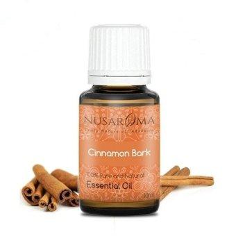Nusaroma Cinnamon Bark Essential Oil / Minyak Kayu Manis - 10 mL