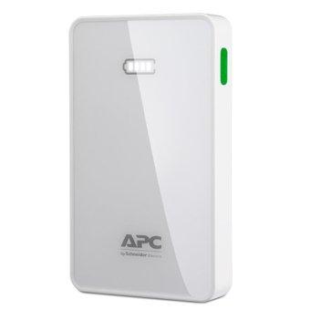 Jual APC Powerbank M5WH 5000mAh - Putih Harga Termurah Rp 425000. Beli Sekarang dan Dapatkan Diskonnya.