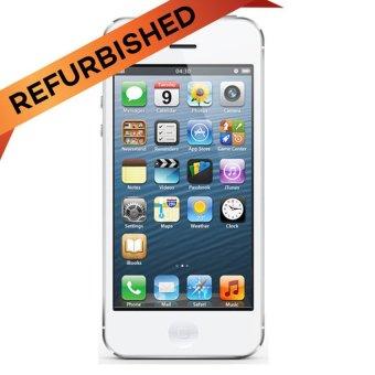 Refurbished Apple iPhone 5 - 32 GB - Putih - Grade A