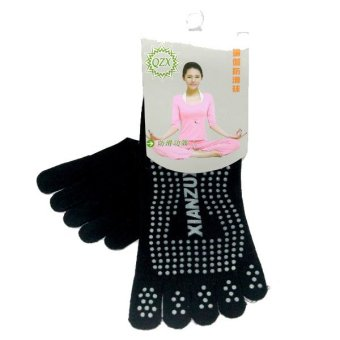 Magic Kaos Kaki Yoga & Pilates Hitam