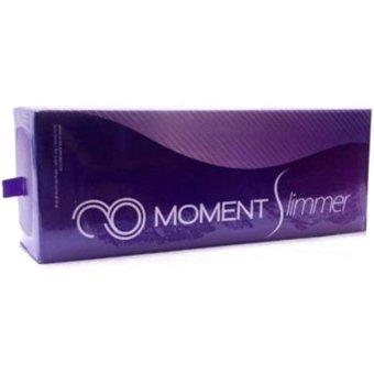 Moment Slimmer Box 100% Asli, Ada Barcode & ID