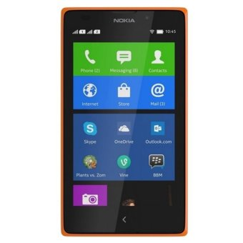 Nokia XL Dual Sim - 4 GB - Orange