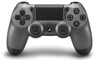 Sony Playstation 4 Wireless Controller /DUALSHOCK 4 Steel Black