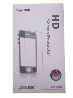 Delcell Jzzs HD Screen Protector For Oppo Find5 X909 - Clear