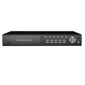 Edge DVR EG 1004 - Hitam