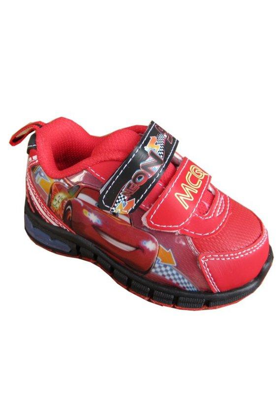 harga Disney Pixar Cars Sepatu Anak Dengan Lampu CRL-711R - Merah Lazada.co.id